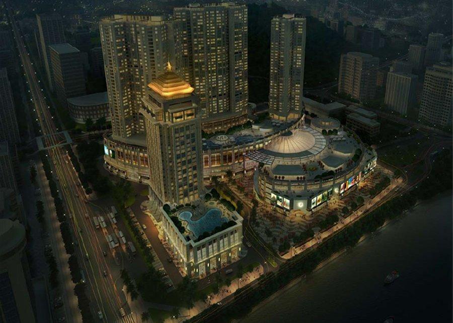 Ligao Zhongshan Plaza, China