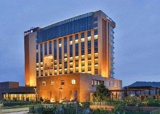 Radisson Blu Guwahati Hotel, India
