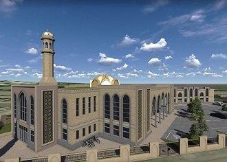 The Raza Jamia Masjid Mosque, UK