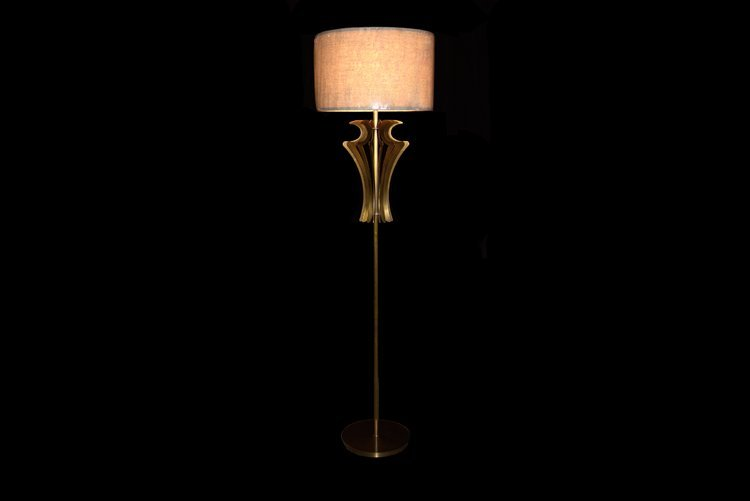 colored modern floor lamp style EME LIGHTING company