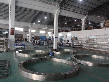 EME Metal Ceiling Chandelier Workshop