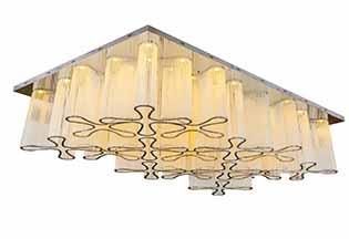 rectangular chandelier dining room Dining Lighting Ideas