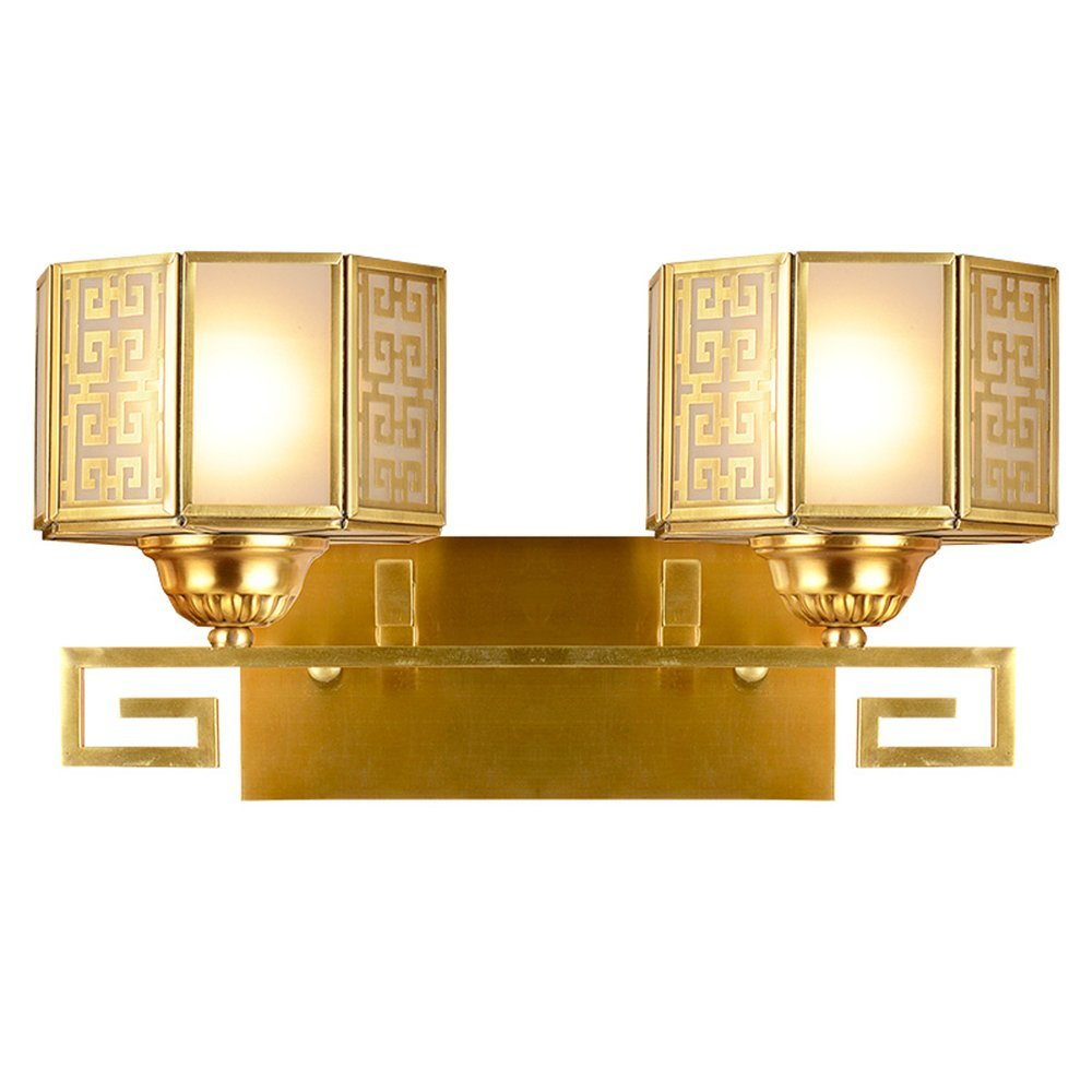 EME LIGHTING Brass Wall Sconce (EAB-14002-2) Wall Sconces image168