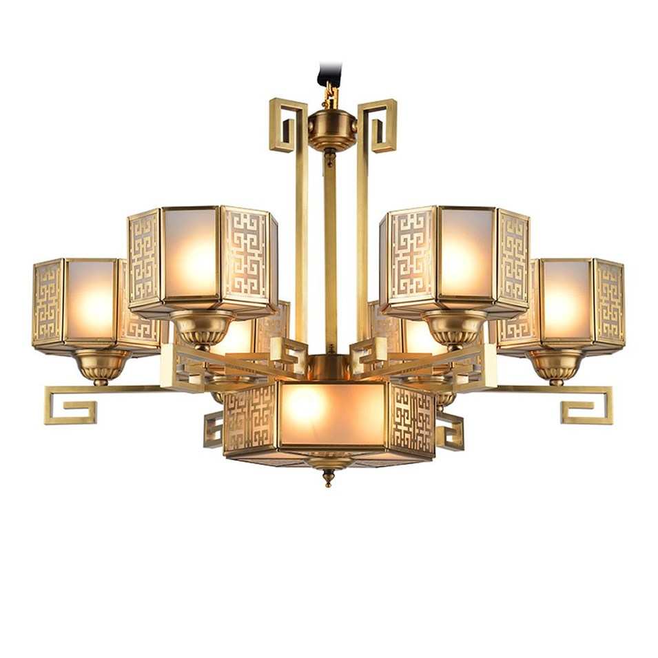Restaurant Chandelier (EAD-14002-6)