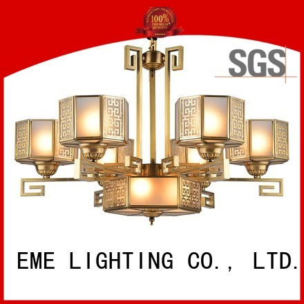 Quality EME LIGHTING Brand decorative chandeliers tiffany