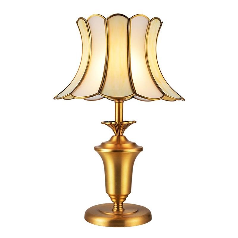 Copper Study Lamp (EAT-14009)
