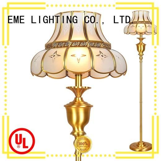EME LIGHTING Brand concise modern floor lamp indoor factory