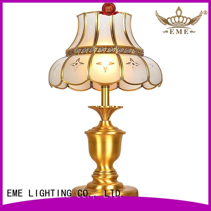 modern elegant western table lamps european style EME LIGHTING company