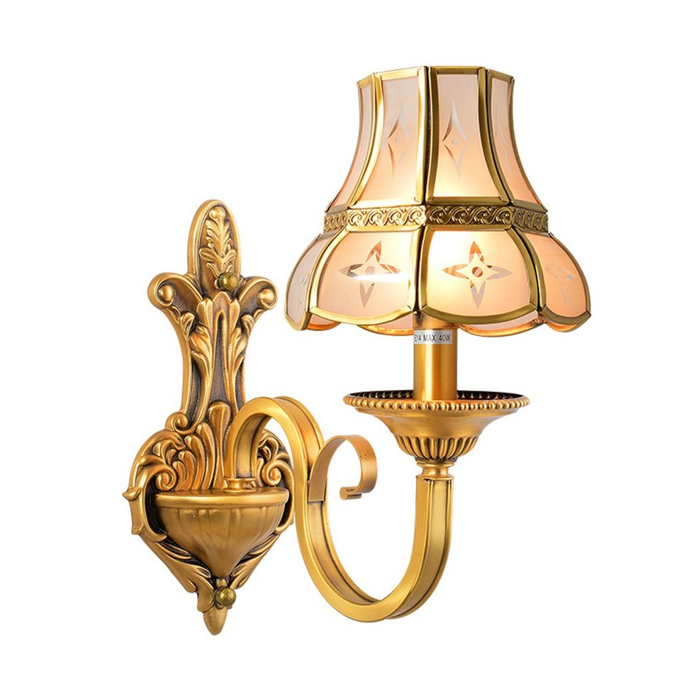Copper Wall Light (EAB-14010-1)