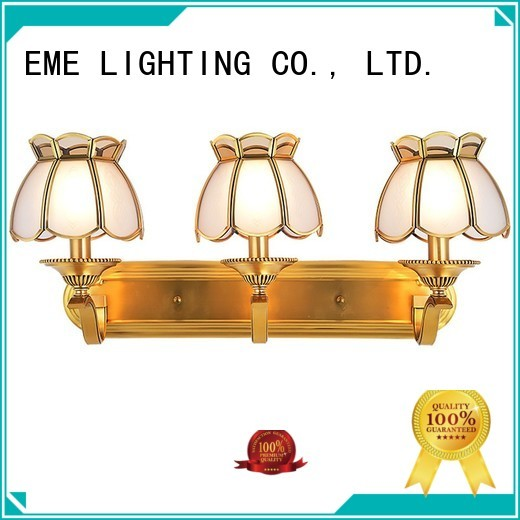 EME LIGHTING Brand lamp gold wall sconces european factory