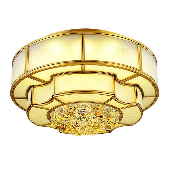 Copper Ceiling Light (EAX-14004-450)