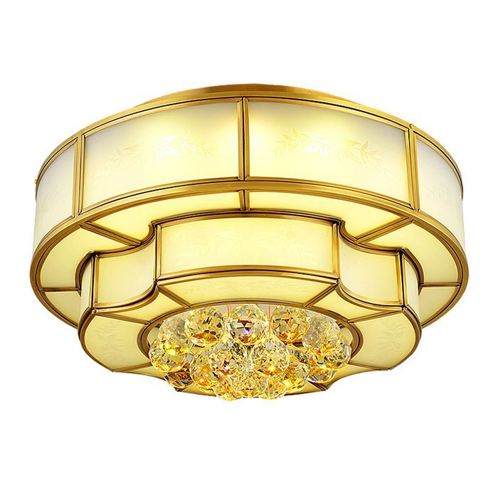 Copper Ceiling Light (EAX-14004-450)