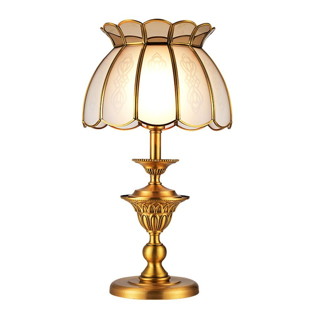 Brass Table Lamp (EAT-14011)