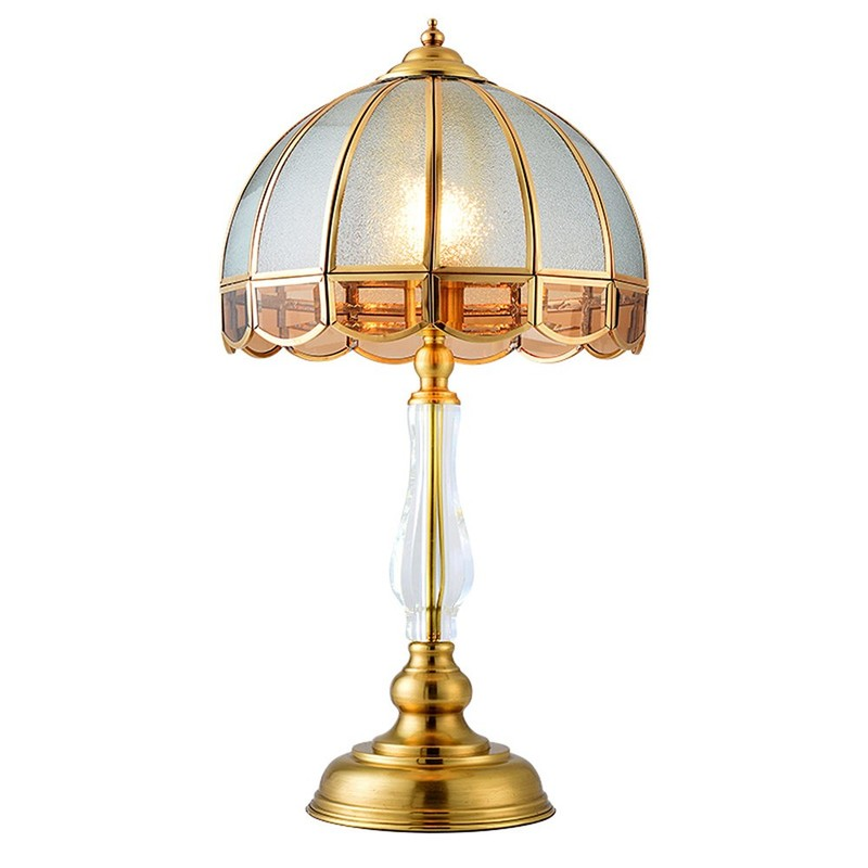 America Country Style Table Lamp (EOT-14114)