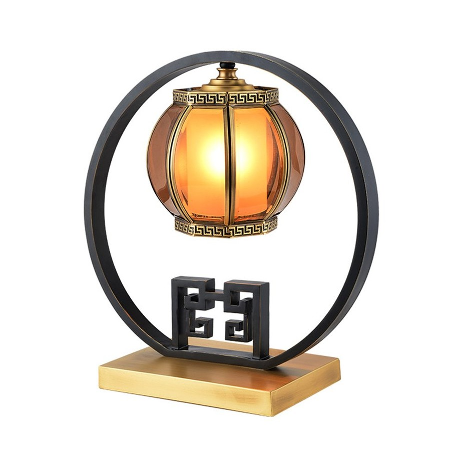 Antique Table Lamp (EYT-14228)