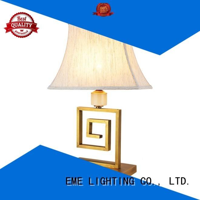 restaurant chinese style elegant fancy chinese style table lamp EME LIGHTING Brand