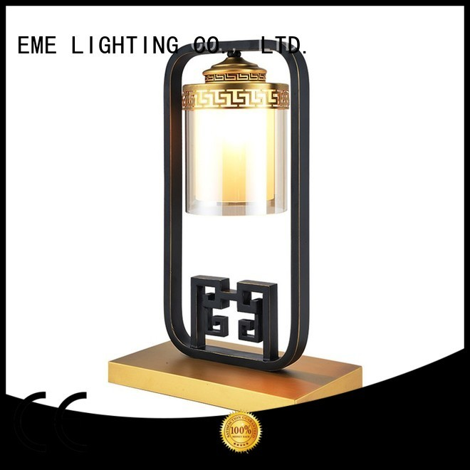 chinese style table lamp pattern oriental table lamps EME LIGHTING Brand