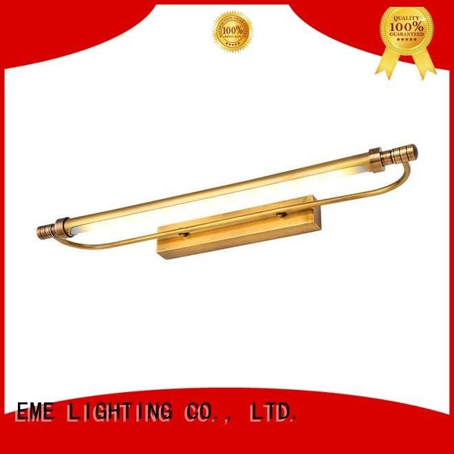 Quality EME LIGHTING Brand brass traditional gold wall sconces
