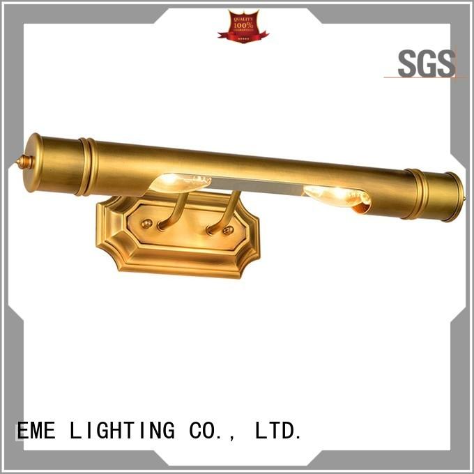 Custom copper gold wall sconces brass EME LIGHTING
