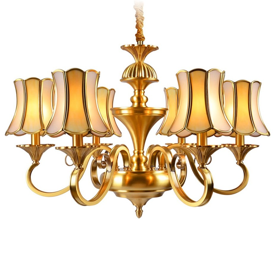 Concise Chandeliers (EAD-14009-6)