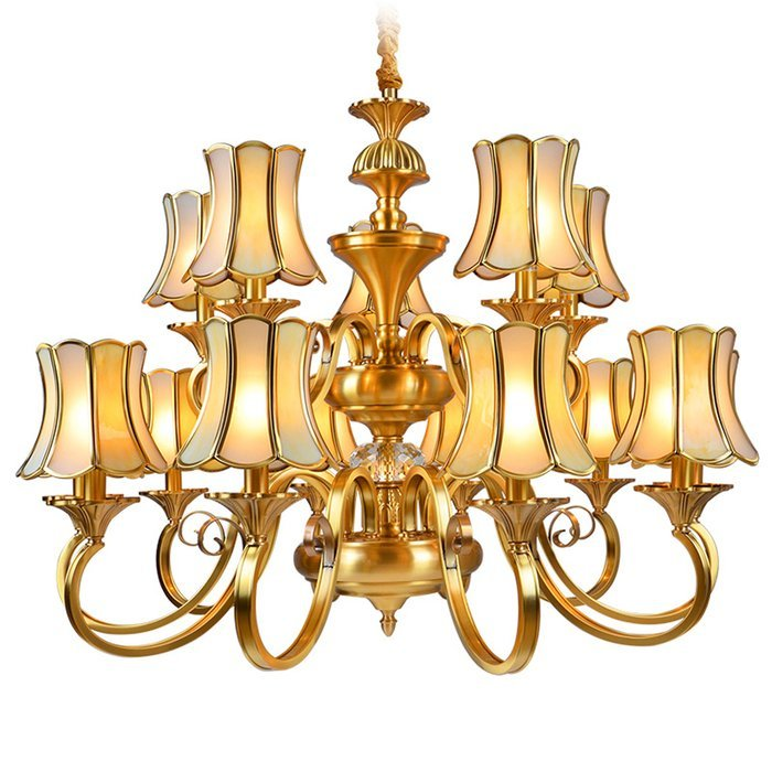 Luxury Chandeliers (EAD-14009-10+5)