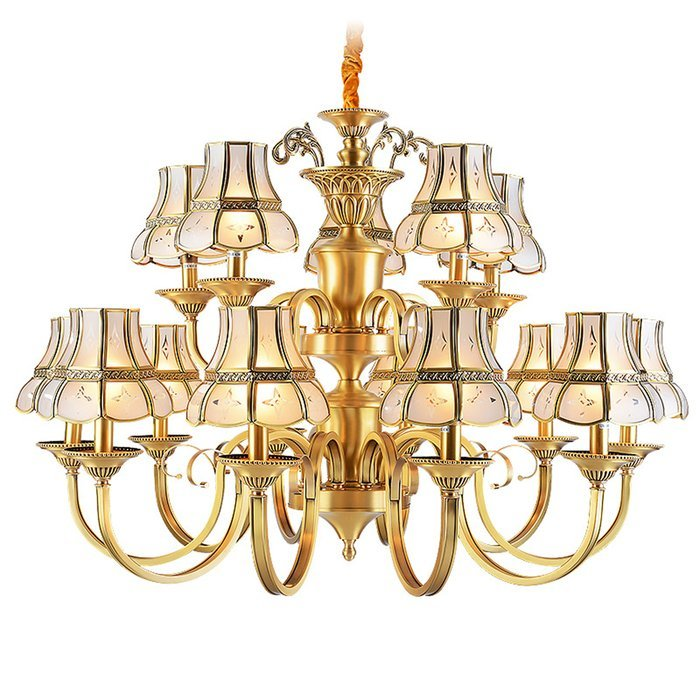 Hotel Luxury Chandeliers (EAD-14010-10+5)