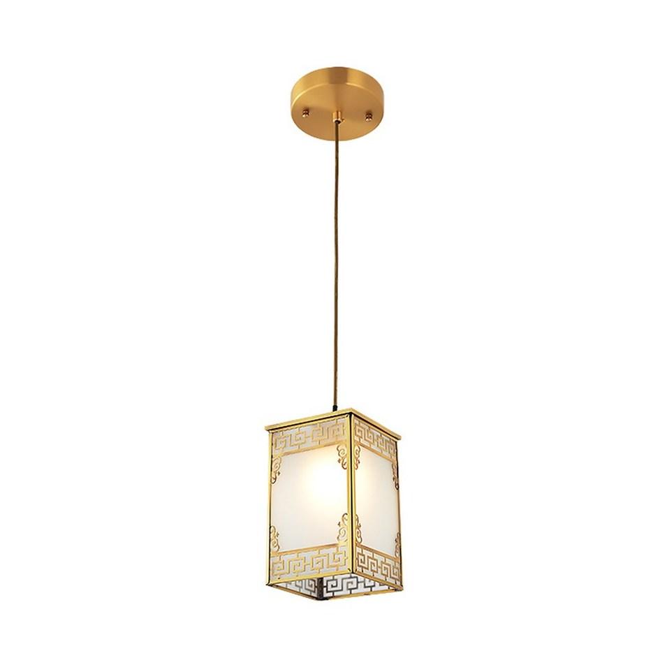 Classic Pendantl Light (EAD-14012-1A)