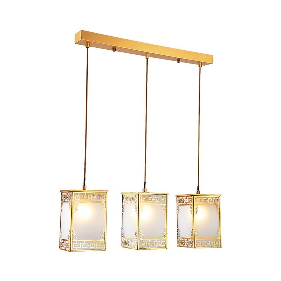 Restaurant Pendant Light (EAD-14012-3B)