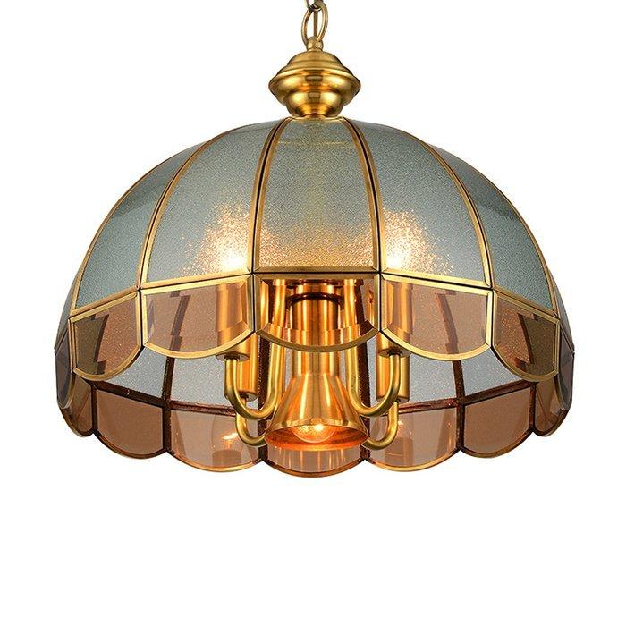 Copper Pendant Light (EOD-14107-440)