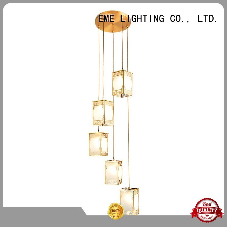 EME brass ceiling lights led EME LIGHTING company