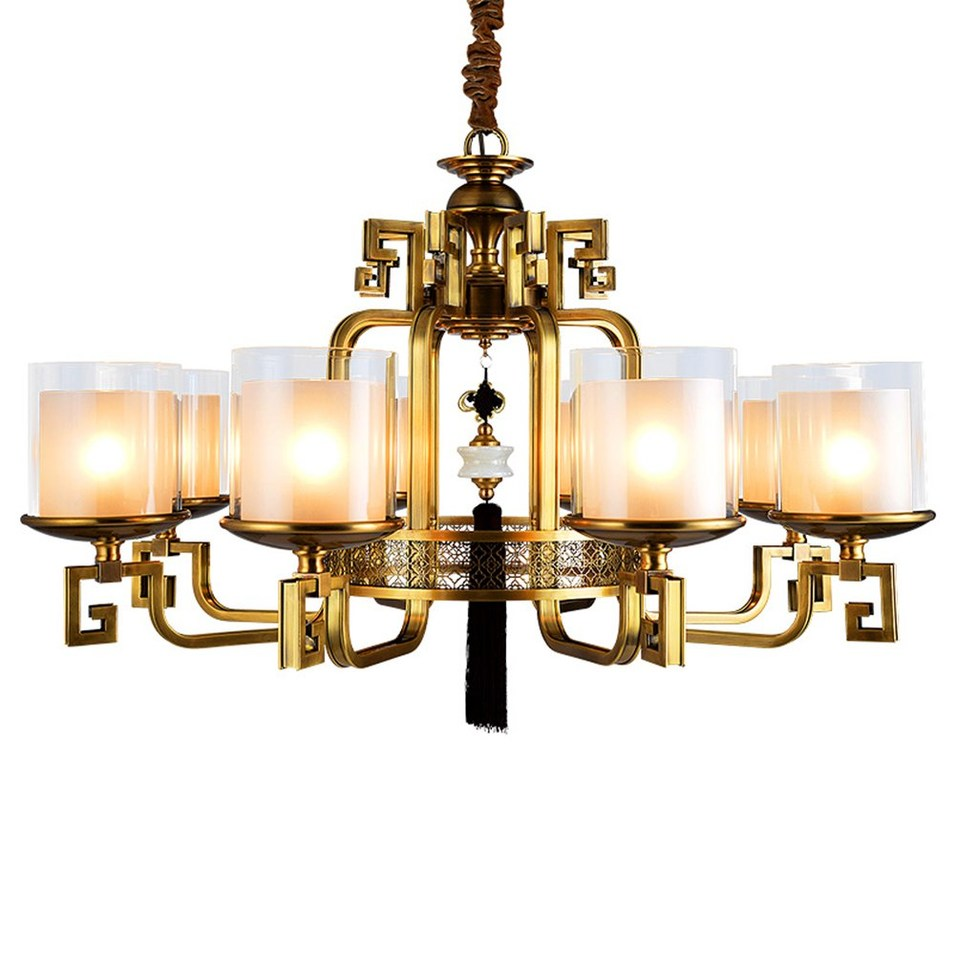 Copper Chandeliers (EYD-14210-8)