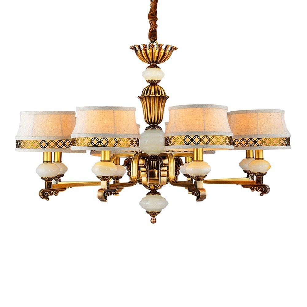 Tiffany Style Chandelier (EYD-14212-8)