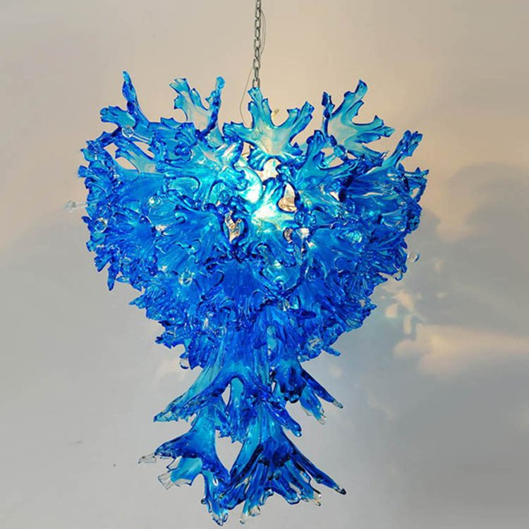 EME LIGHTING Starfish Heart Shape Pendant Light (MD336-drops) Ocean Series image59