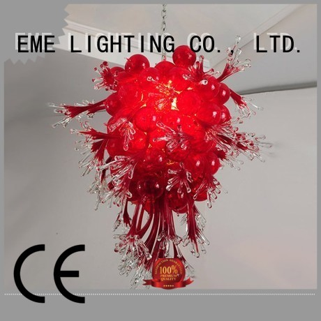 modern lampa hotel coral lighting for restaurants and bars EME LIGHTING Brand