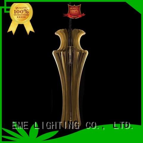 EME LIGHTING Brand lamp shape best modern floor lamps pendant supplier