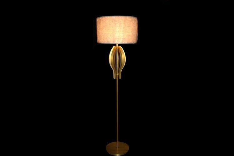 Ikea Style Floor Lamp (D480*H1750)