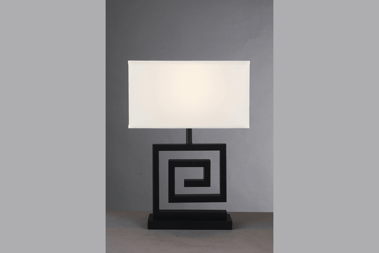 Vintage Table Lamp (EMT-030)