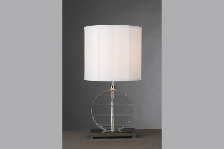 Concise Glass Table Lamp (EMT-035)