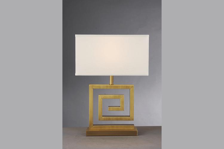 Retro Restaurant Table Lamp (EMT-036)