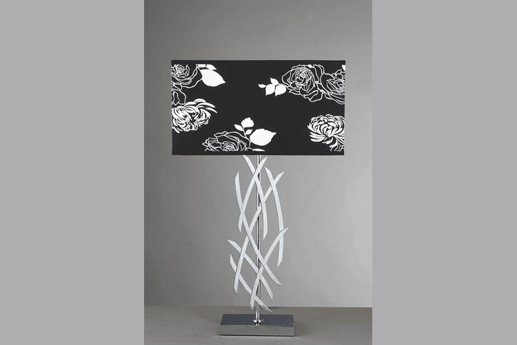 Black Table Lamp (EMT-058)