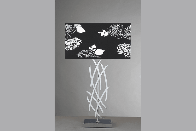 Black Table Lamp (EMT-058)