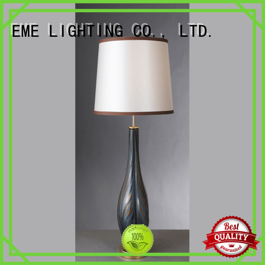 Wholesale chinese style style oriental table lamps EME LIGHTING Brand