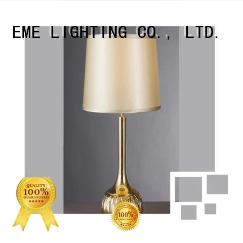 flower restaurant light luxury EME LIGHTING Brand oriental table lamps supplier