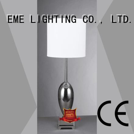 EME LIGHTING Brand black restaurant bedroom chinese style table lamp modern