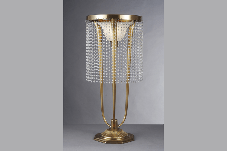 Traditional Table Lamp (EMT-013)