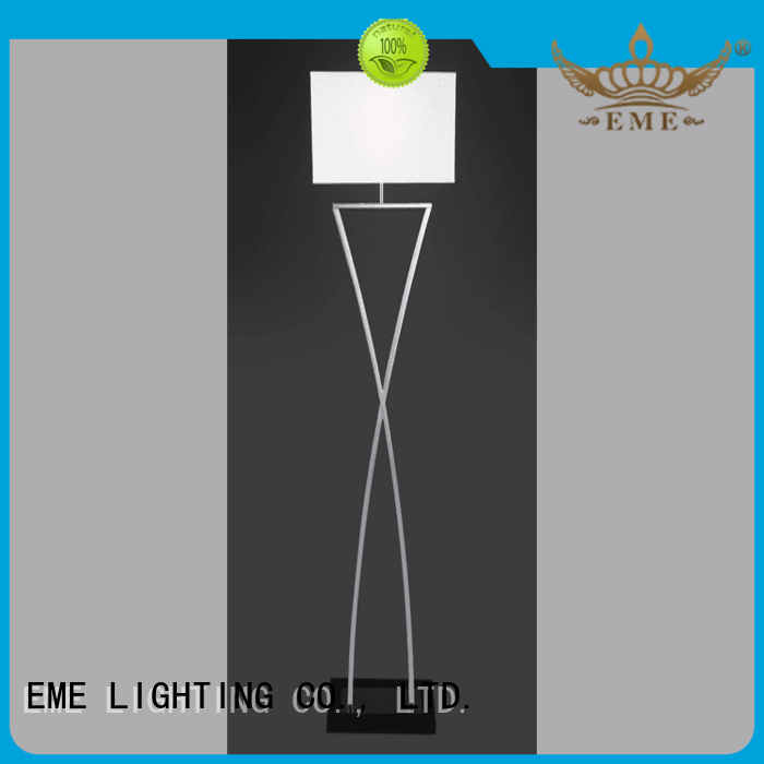 lamp light hotel OEM modern floor lamp EME LIGHTING