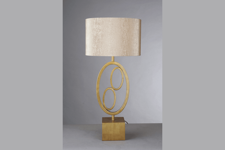 Chinese Style Table Lamp (EMT-016)