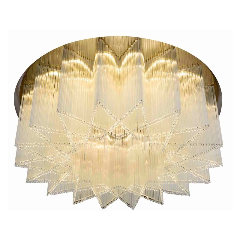 Elegant Crystal Chandelier (MX217-EME130306-5)